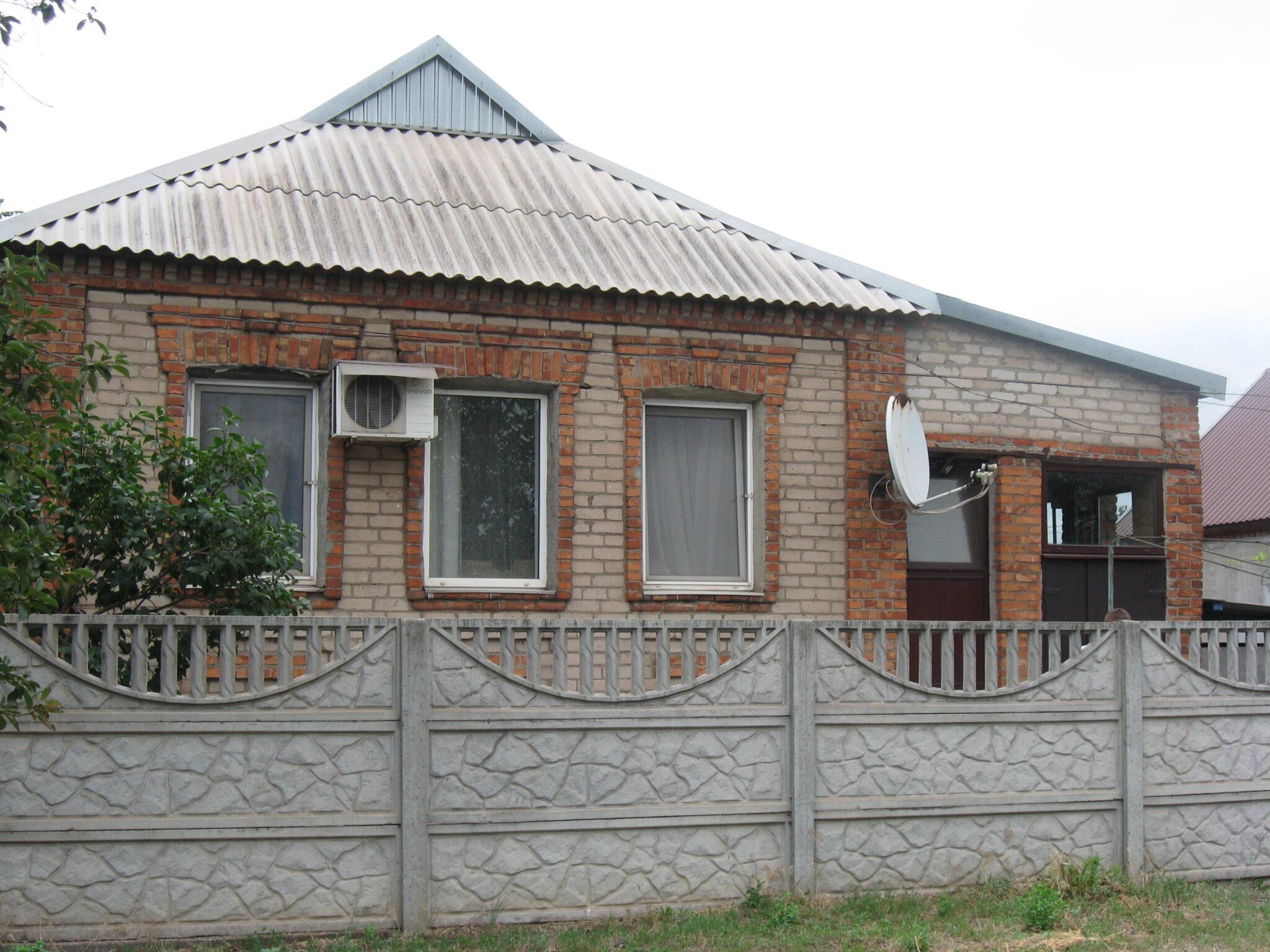 дом на Долгинцево