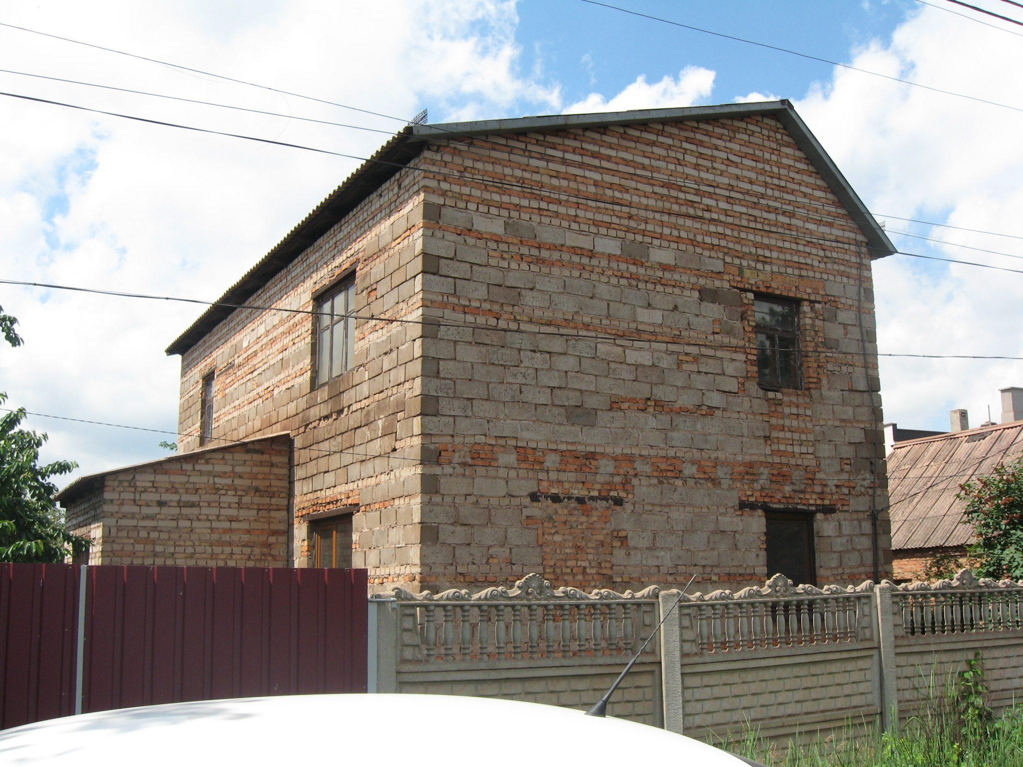 дом в центрально-городском районе